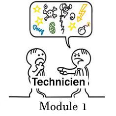 Acquérir les outils de la communication grâce à la PNL : Technicien Module 1