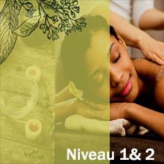 Praticien en Massage Bien-Être et Energétique – Niveau 1 & Niveau 2